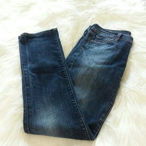 Citizens of Humanity Jeans Low waist Straight 30